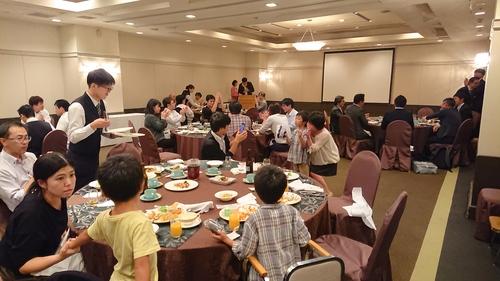 北海道支社開設22周年記念祝賀会.JPG